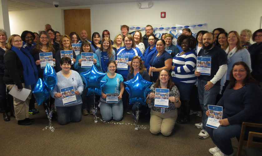 Colon Cancer Alliance Wear Blue Day